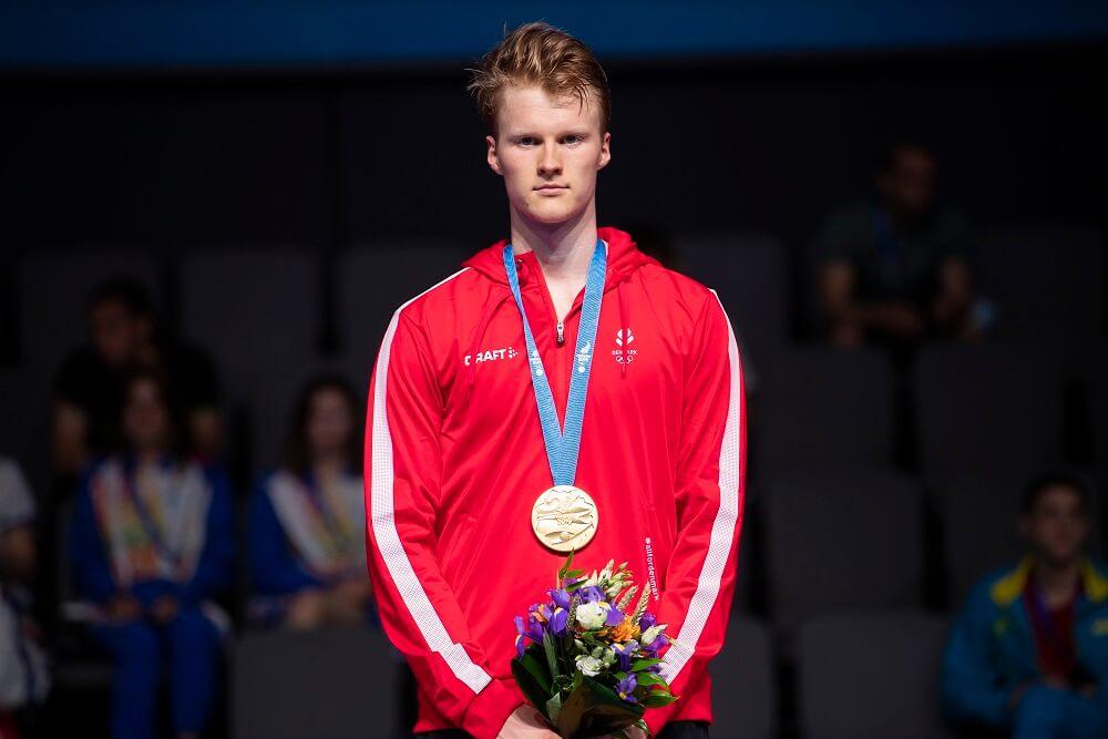 Anders Antonsen - DIF - European Games 2019 - Guld - Minsk