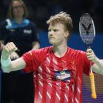 Artikelbillede - Anders Antonsen - Indonesia Open 2019