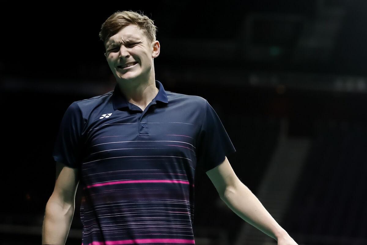 Singapore Open 2019 - Viktor Axelsen