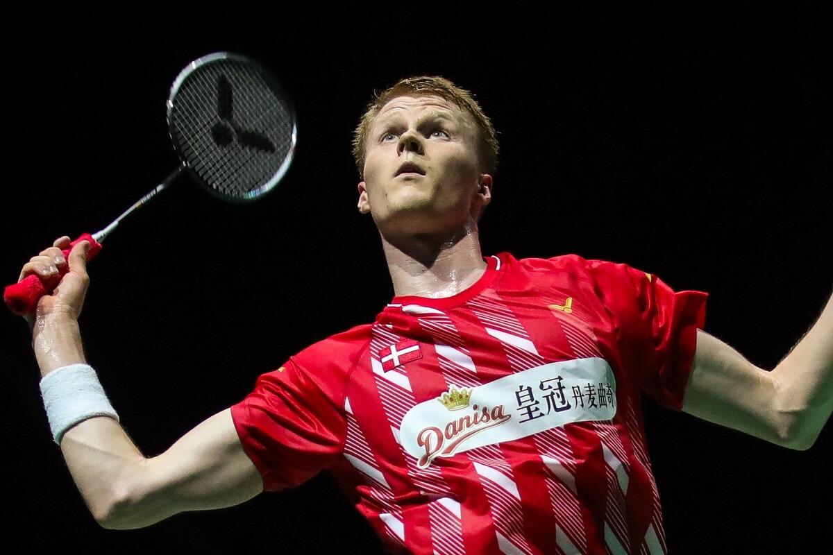 Anders Antonsen - Badmintonphoto - VM - artikelbillede