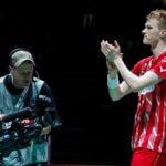 Anders Antonsen, VM 2019, Badmintonphoto