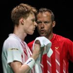 Kenneth Jonassen, Anders Antonsen, All England 2020