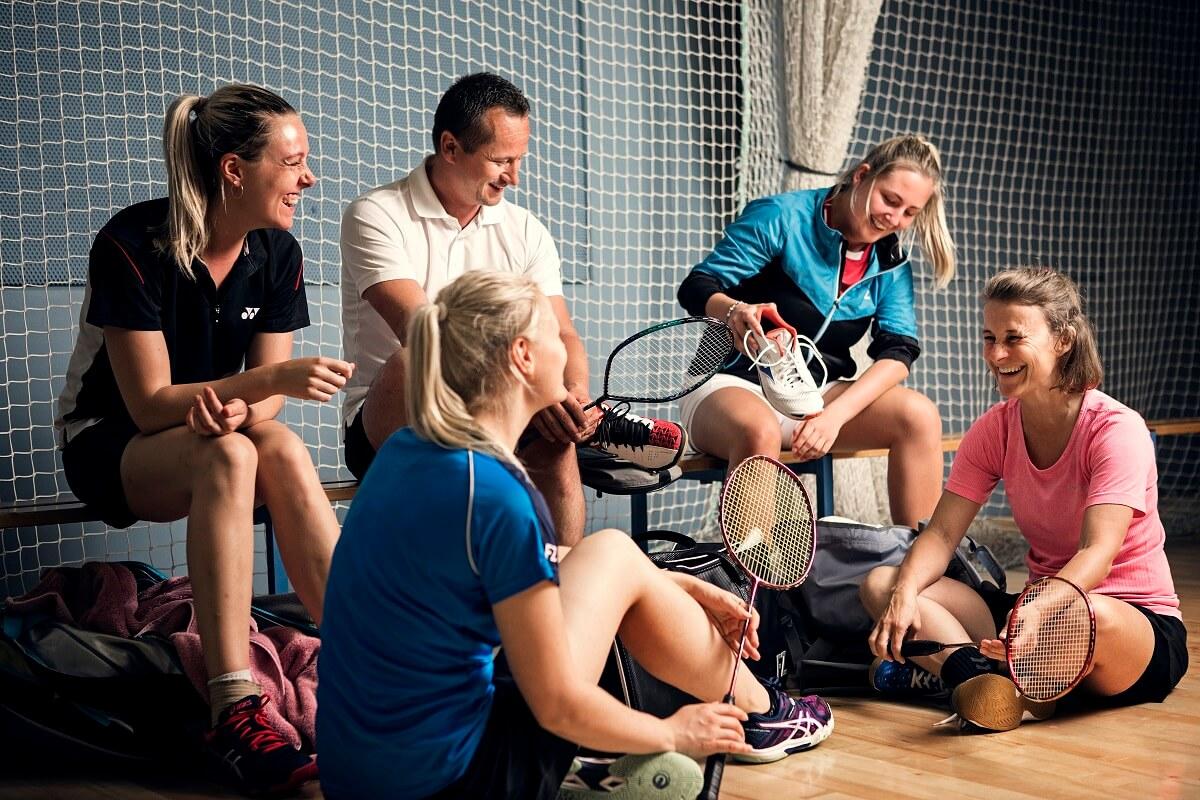 Klub - medlem - fællesskab - glæde- medlemmer - blandet - bredde - mand - kvinde - herre - dame - kvinde - photoshoot - Emil Lyders