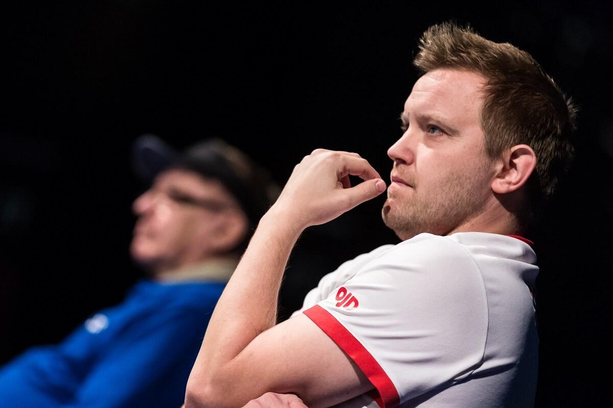 DM 2017, Jakob Poulsen, Solrød Strand, Allan Høgholm, træner, Badmintonligaen