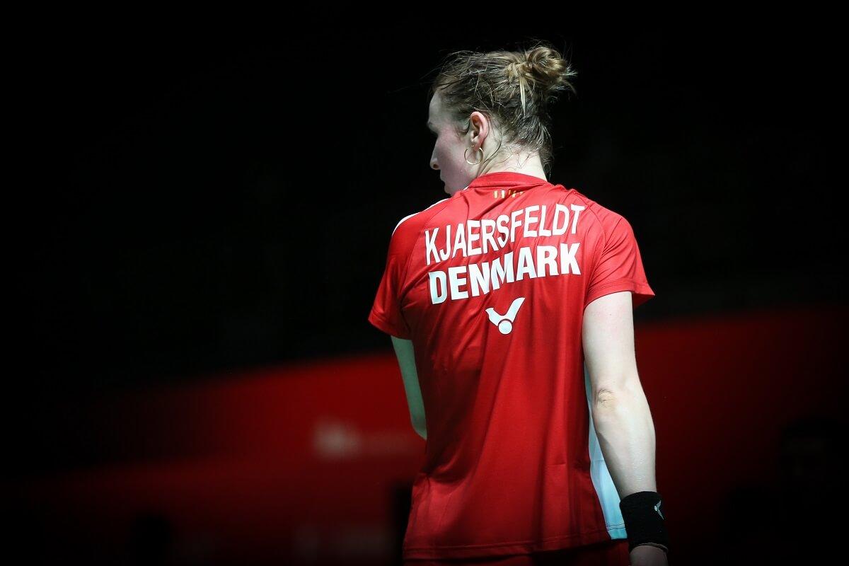 Line Kjærsfeldt - Badmintonphoto - Artikel - VICTOR