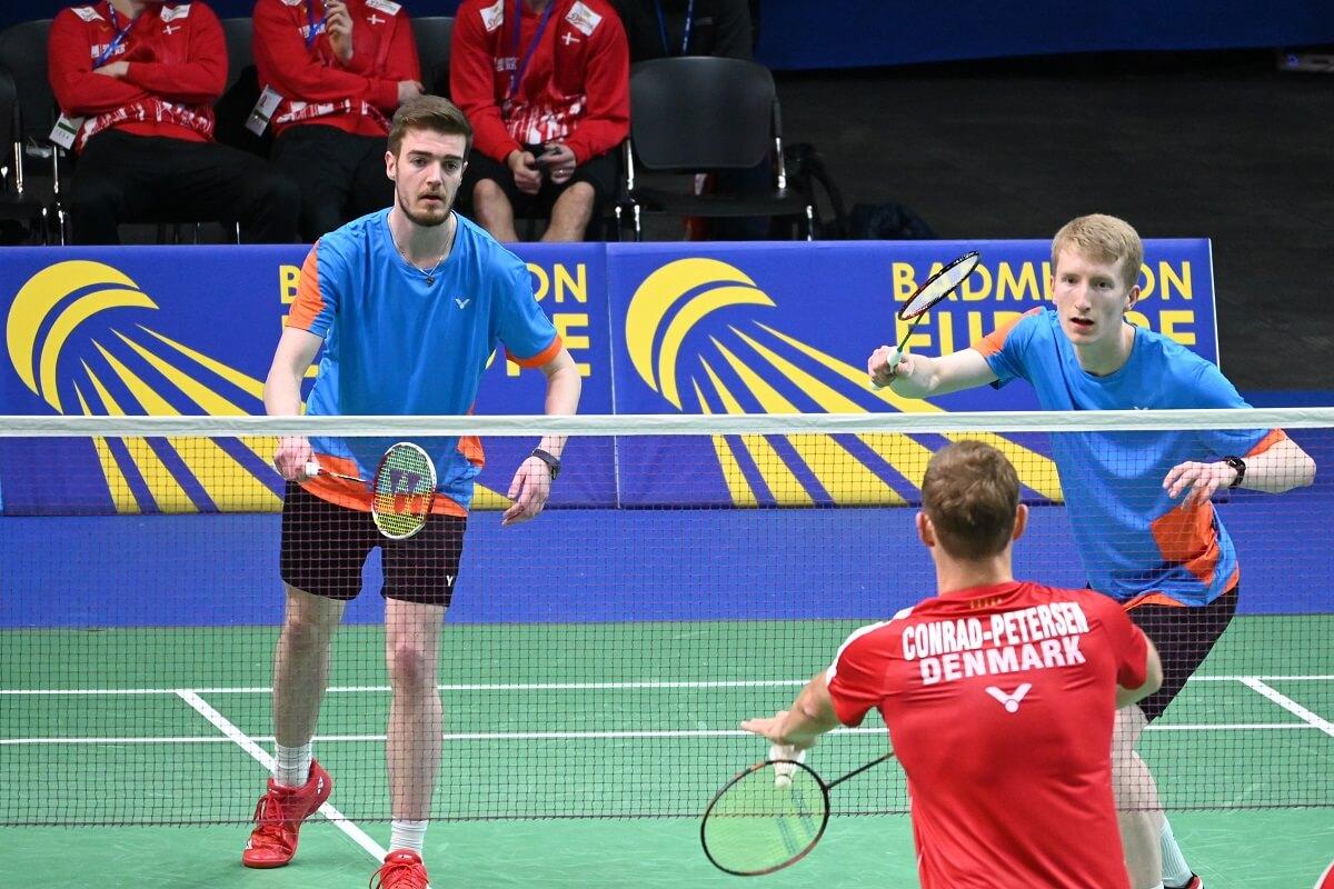 Herrelandshold - VICTOR - Danisa - Mille - landshold - Badminton Danmark
