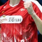 Danisa - Mille - VICTOR - Knyttet næve - landshold - oplevelse - glæde - landsholdet - EM for herre og damelandshold hold 2020 - Viktor Axelsen - sponsor - partner - Badmintonphoto