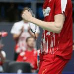 Danisa - Mille - VICTOR - Knyttet næve - landshold - oplevelse - glæde - landsholdet - EM for herre og damelandshold hold 2020 - Anders Antonsen - sponsor - partner - Badmintonphoto