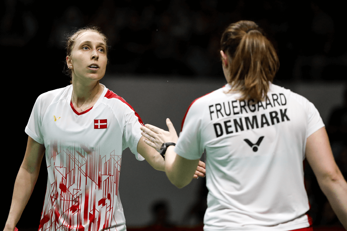 Sara Thygesen - Maiken Fruergaard - Indonesia Masters 2020 - Victor - Tanker - Mentalt spil - Fokus