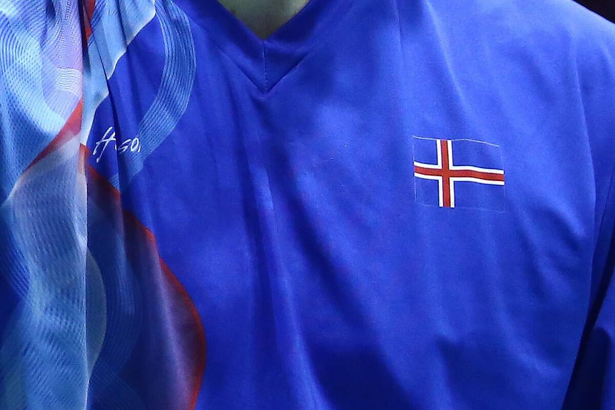 Iceland - Island - Badmintonphoto - Flag