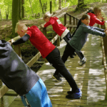 Badmintontræning - udendørs - Sæby Badmintonklub - inspiration - coronavirus - alternativ træning