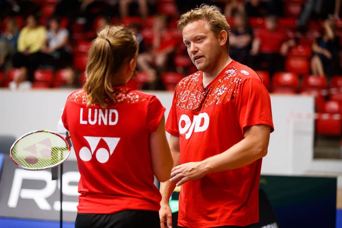 Jakob Poulsen - RSL Final 4 - Bronzekamp - Badminton Danmark Talentpris 2020