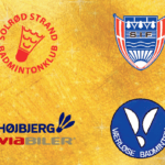 RSL Final 4 - 2019/2020 - Badmintonliga - Danmarksmesterskab - Semifinalister - Højbjerg/ViaBiler - Solrød Strand - Skovshoved - Værløse