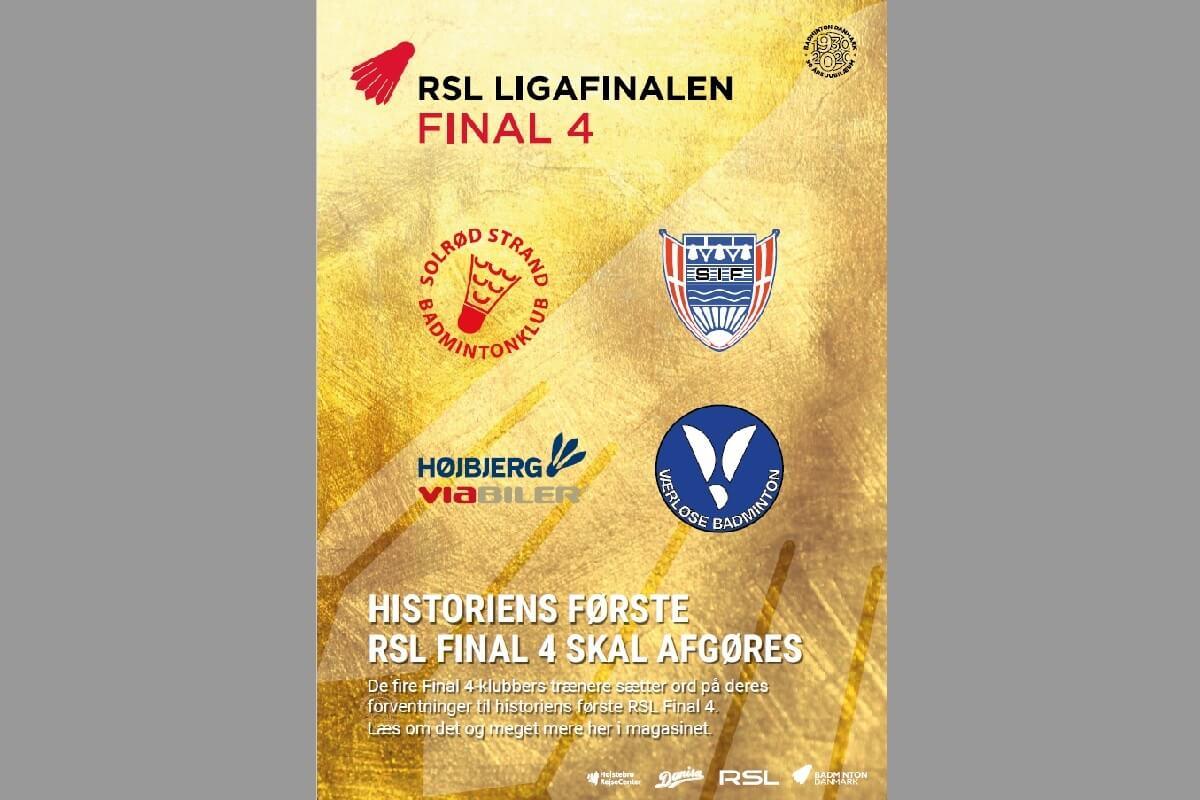 Magasin - RSL - Ligafinalen - Guldkampen - Final 4 -