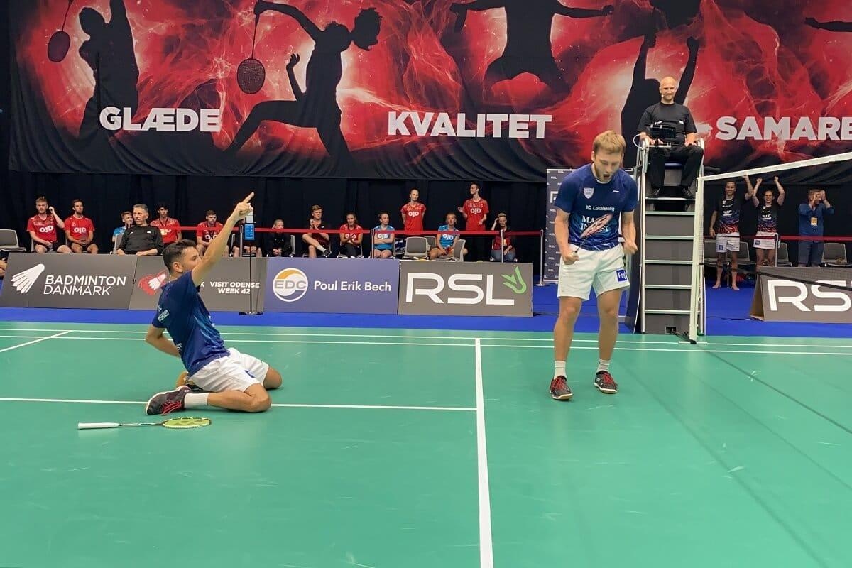 RSL Final 4 - Skovshoved - Joel Eipe - Rasmus Kjær - Skovshoved - Solrød Strand