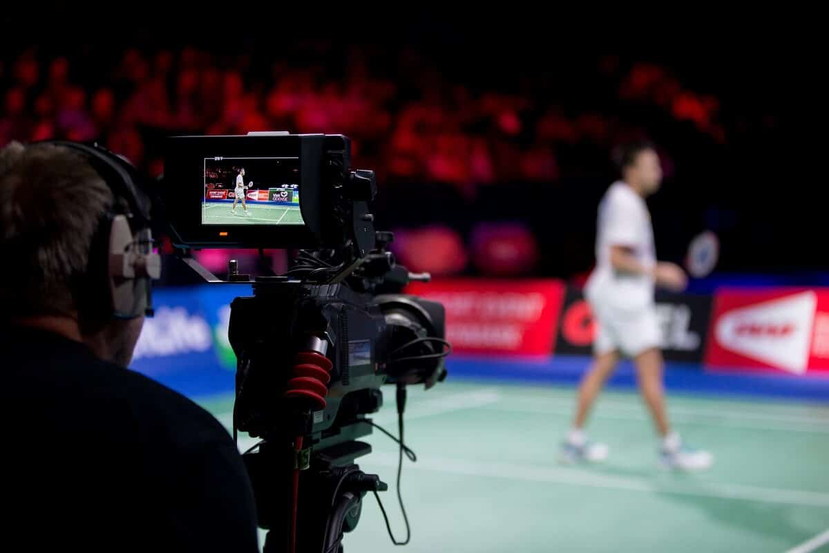 Kamera - Live - Stream - Streaming - Livestreaming - Kameramand - Video - Badmintonphoto