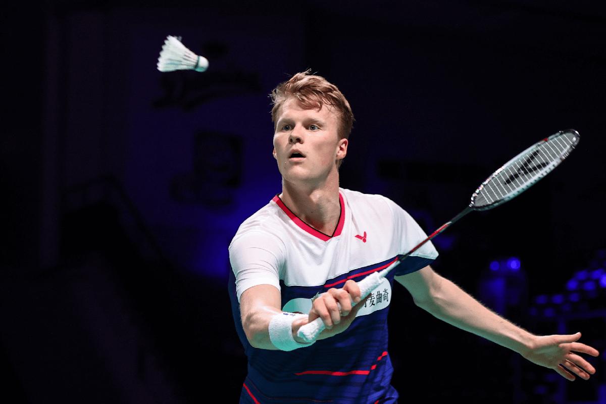 Denmark Open 2020 - Danisa - Victor - Anders Antonsen