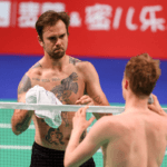 Denmark Open 2020 - Super Series 750 - Jan Ø Jørgensen - Anders Antonsen - Kvartfinale