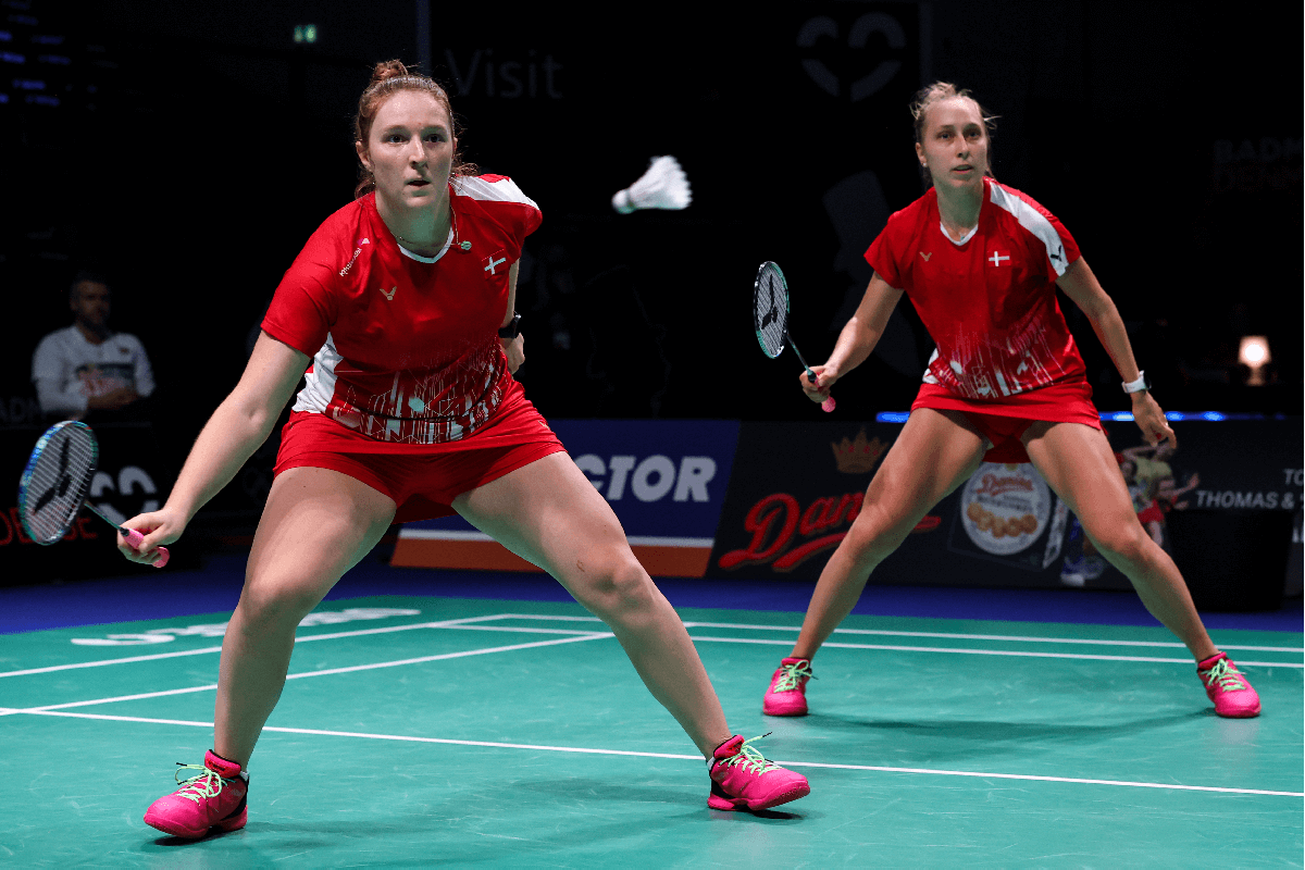 Denmark Open 2020 - Maiken Fruergaard - Sara Thygesen - Victor - Danisa