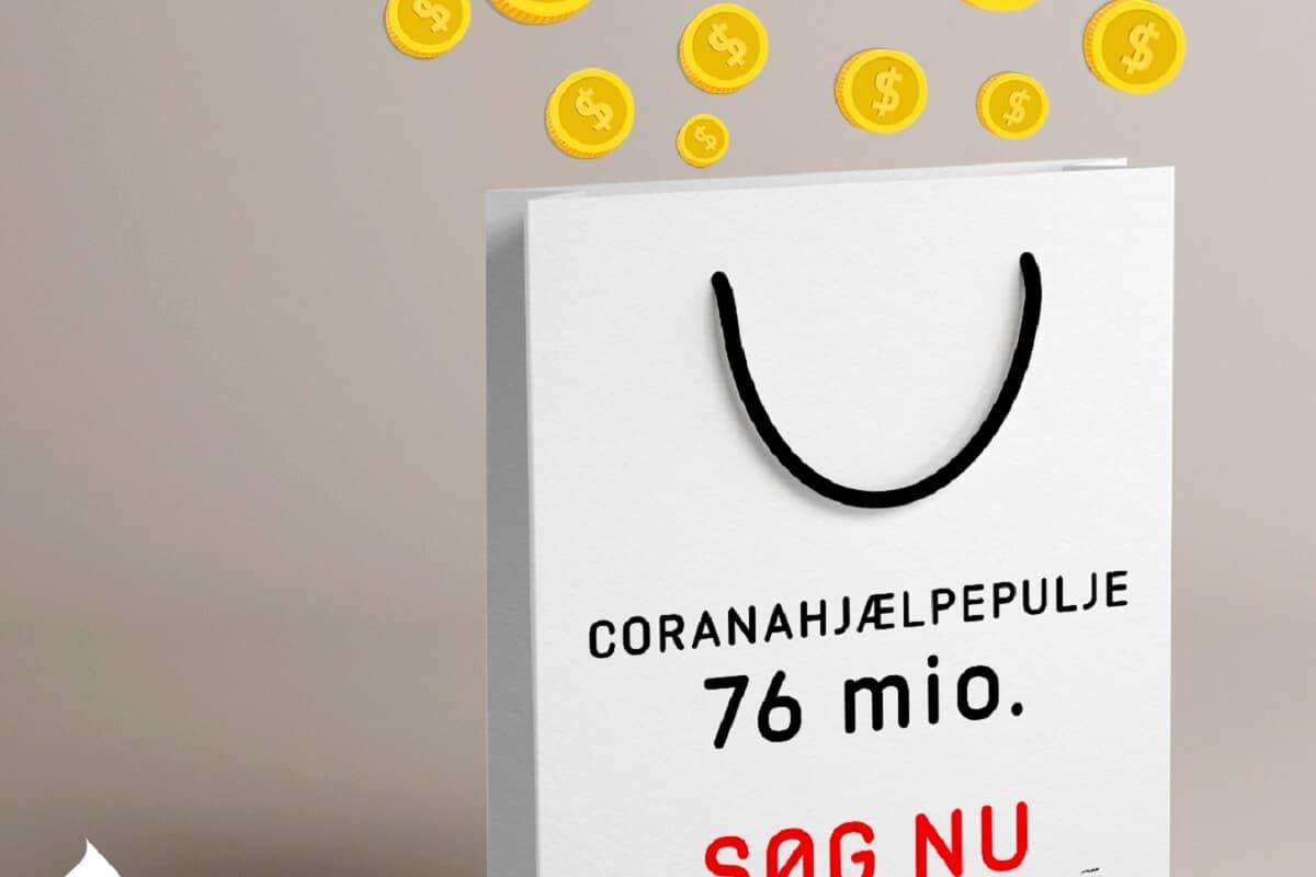 Midler - hjælpepakke - millioner - penge - DIF - Covid-19 - corona - DGI