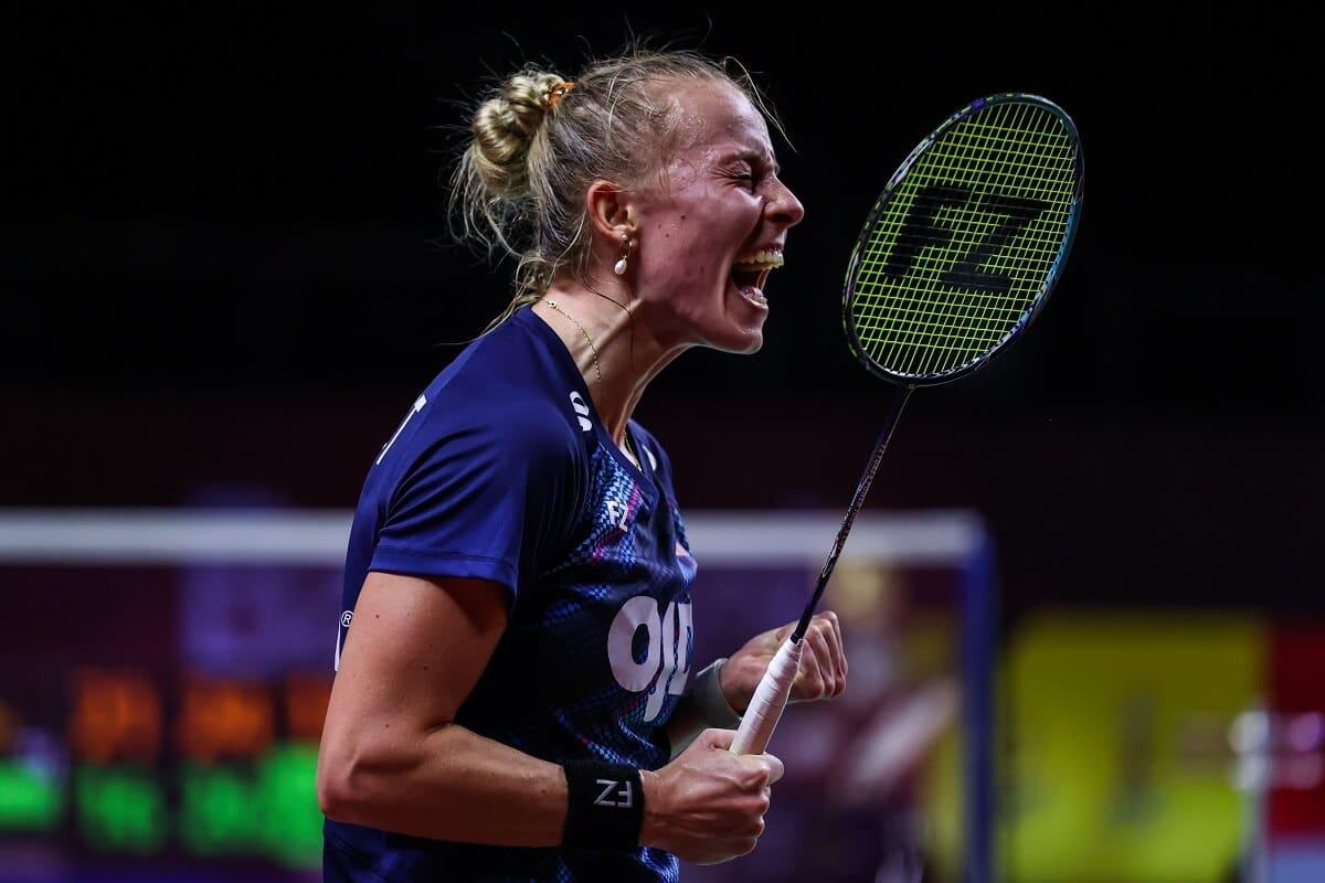 Mia Blichfeldt, FZ FORZA, Thailand Open