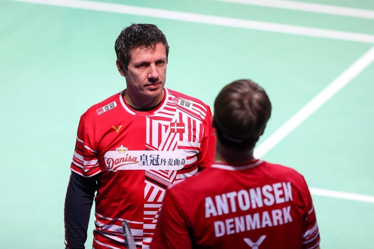 Jakob Høi - Landstræner - Danisa - VICTOR - EM - landshold - udvikling - træner - landstræner - blandede hold
