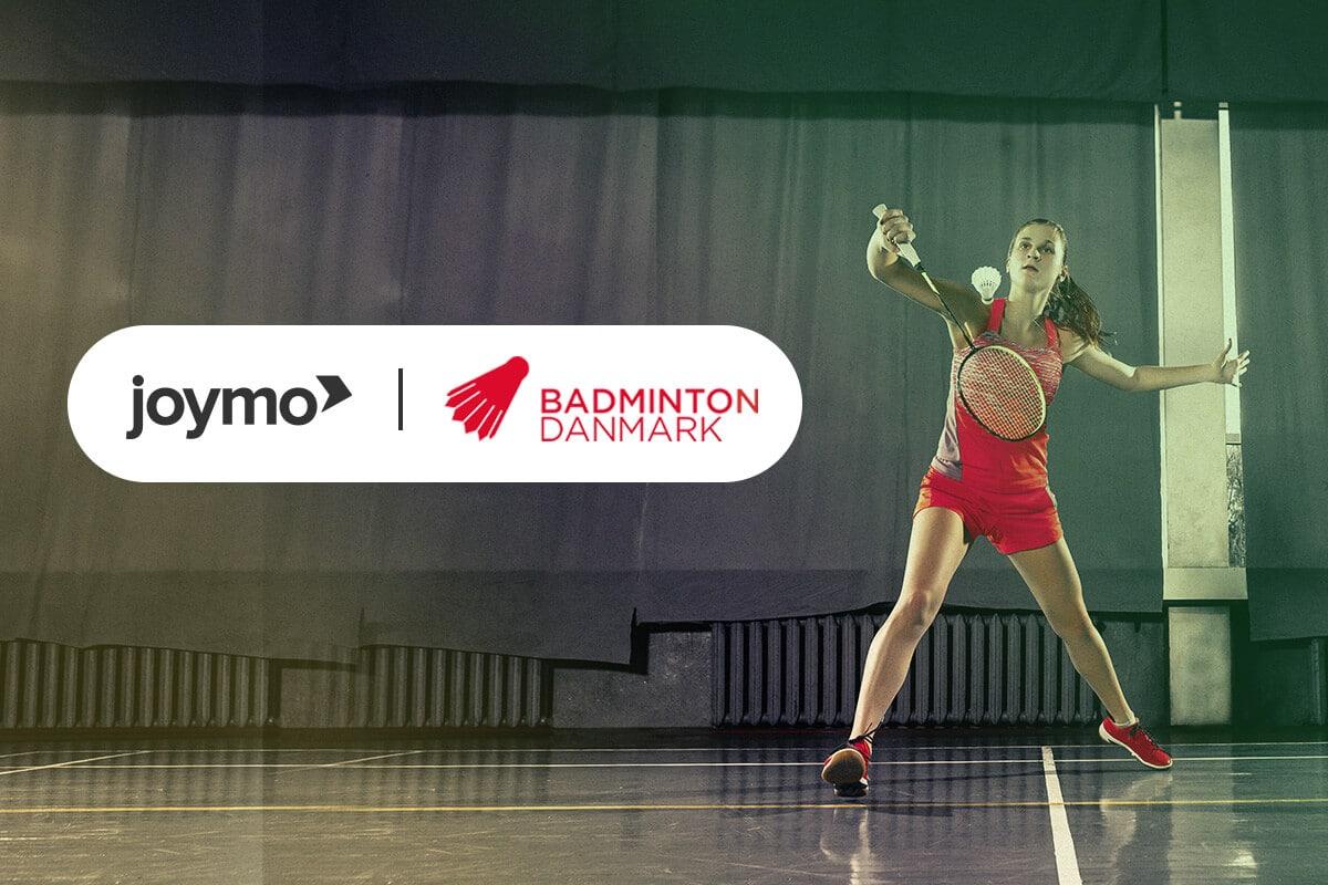 Joymo, Badminton Danmark - Streaming