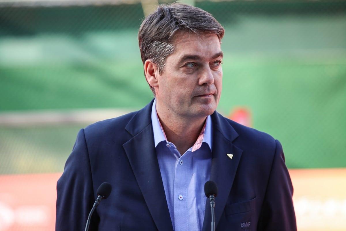 Poul-Erik Høyer - BWF - politik