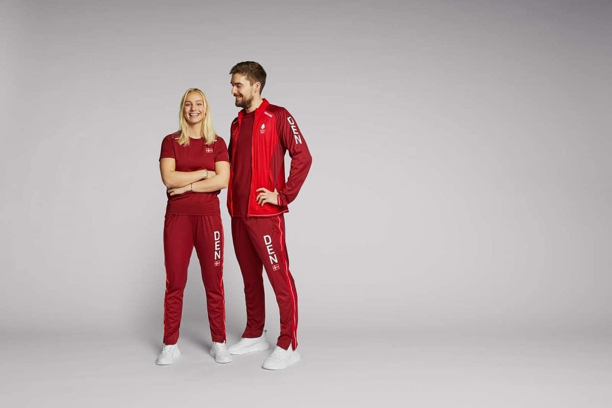 BESTSELLER/Lars Møller for DIF og Team Danmark - Mathias Christiansen - Alexandra Bøje - OL