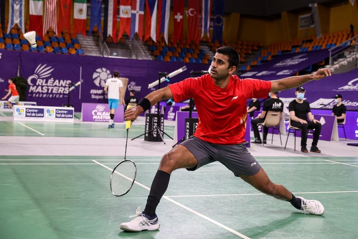 Badmintonphoto, foto fra Orleans Masters 2021 - Karan Raja Rajarajan