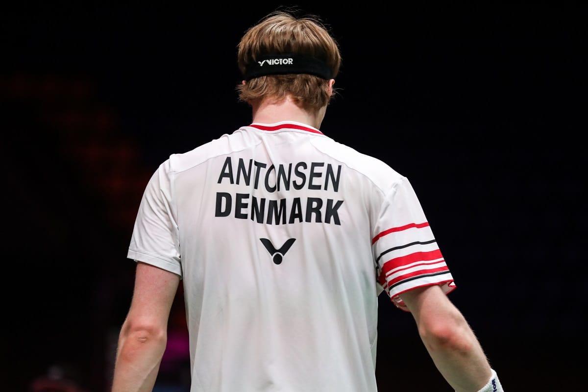 Anders Antonsen - VICTOR -