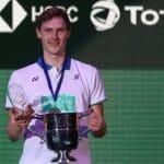 Viktor Axelsen - Pokal - All England
