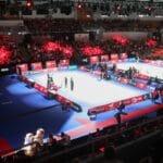Thomas og Uber Cup - Ceres Arena - Hal - Arena - Main Hall - tilskuere